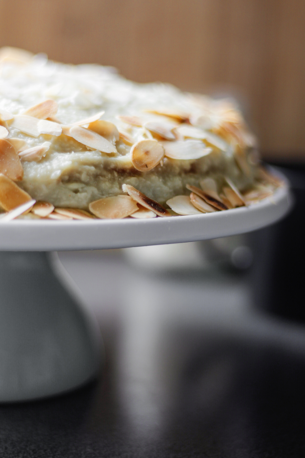 Vegan Sweet Potato Coconut Cake